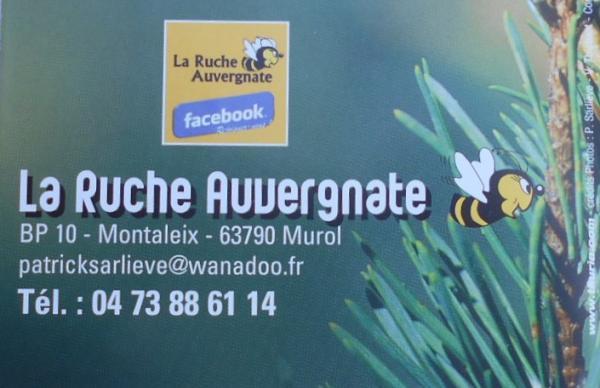 La ruche auvergnate