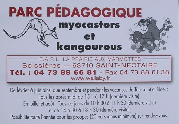 Myocastors