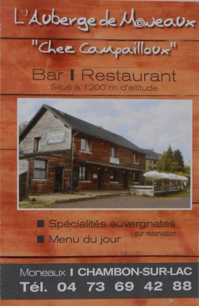 Restaurant campailloux