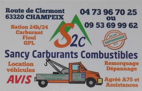 Sancy carburant